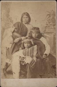 Benjamin Thomas, Mary Perry, and John Menaul, 1880 [before]