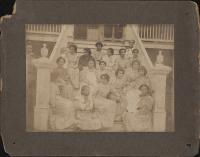 Group of Young Women including Katie Callsen, c.1910