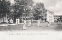 Band Stand and Girls Quarters, c.1908