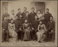 Graduating Class of 1890 [version 2], 1890