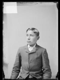 Luther Dah-hah, c.1890