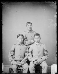 Cyrus Windy, Samuel Townsend, and Luke Phillips, c.1882