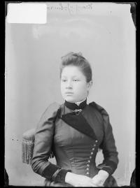 Mary Johnson, c.1890
