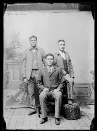 Richard Sanderville, William Leighton, and John Frost [version 1], c.1891