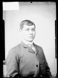 Arnold Woolworth [version 1], c.1884