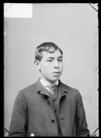 George Means, c.1887