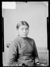 Dolly Gould, c. 1884