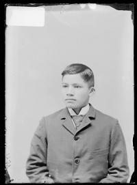 Louis Caswell, c.1892
