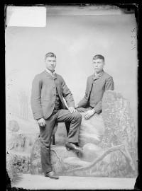 Peter Cornelius and William Baird, c.1890