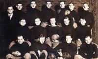 Frederick YMCA Football Team, 1909