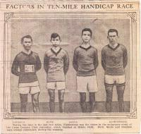 Ten Mile Race Participants