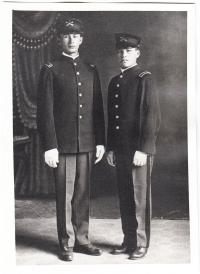 Michael W. Chabitnoy and Edward Wolfe, #2, c.1910
