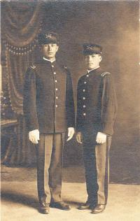 Michael W. Chabitnoy and Edward Wolfe, #1, c.1910