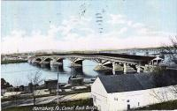 Camel Back Bridge, Harrisburg, Pennsylvania, c.1911
