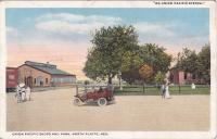 Union Pacific Shops and Park, c.1918