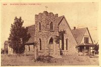 Episcopal Church, Pawnee, Oklahoma, c.1911