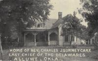 Charles Journeycake's House, c.1912
