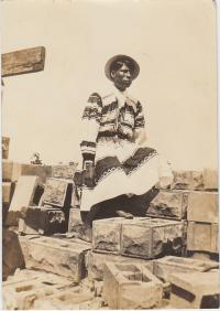 Brother of Tony B. M. Tommie, #2, c.1913
