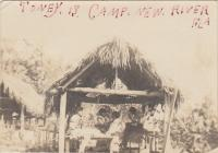 Tommie's Camp in New River, Florida, #2, c.1913