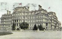 State War & Navy Building, c.1914