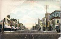 College Avenue, Appleton, Wisconsin, c.1914