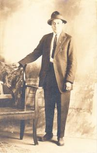 James Chavez, c.1917
