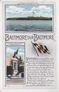 Baltimore our Baltimore, c.1918