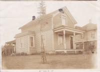 Leander N. Gansworth's House, c.1911