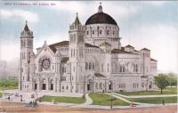 New Cathedral in St. Louis, Missouri, c.1913