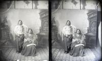 Two chiefs, c.1880