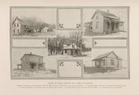 Homes of Omaha Indians Who Were at Carlisle