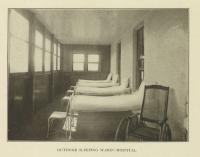 Outdoor Sleeping Ward- Hospital