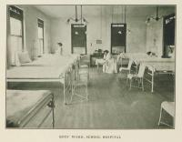 Boy's Ward, School Hospital