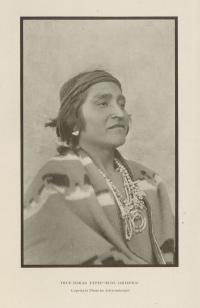 True Indian Types - Zuni (Arizona)