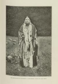 The Menominee of Yesterday