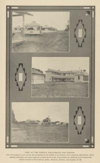 View of the Phoenix Sanatorium for Indians
