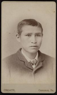 Male Student, c.1886