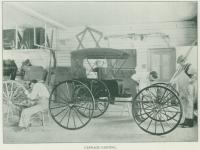 Students Painting Carriages
