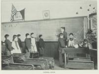 Young Students in a Classroom, #2