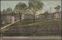 Battalion School, c.1908
