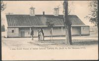 Guard House at Indian School, c.1908
