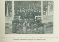 Choir on the Bandstand
