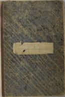 Address Book for Home Letters (c.1894)