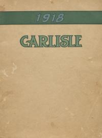 Yearbook of the Carlisle Indian School for 1918
