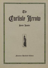 The Carlisle Arrow (Vol. 7, No. 33)