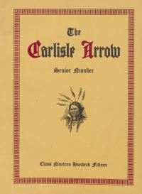 The Carlisle Arrow (Vol. 11, No. 38)