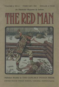 The Red Man (Vol. 4, No.6)