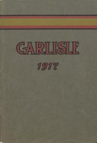 Yearbook of the Carlisle Indian School for 1917