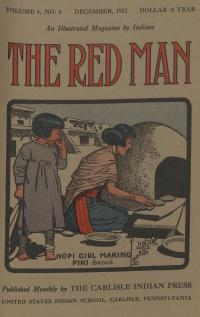 The Red Man (Vol. 4, No. 4)