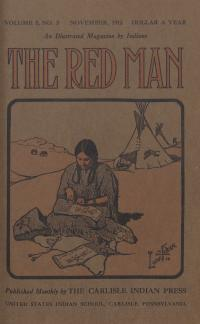 The Red Man (Vol. 5, No. 3)